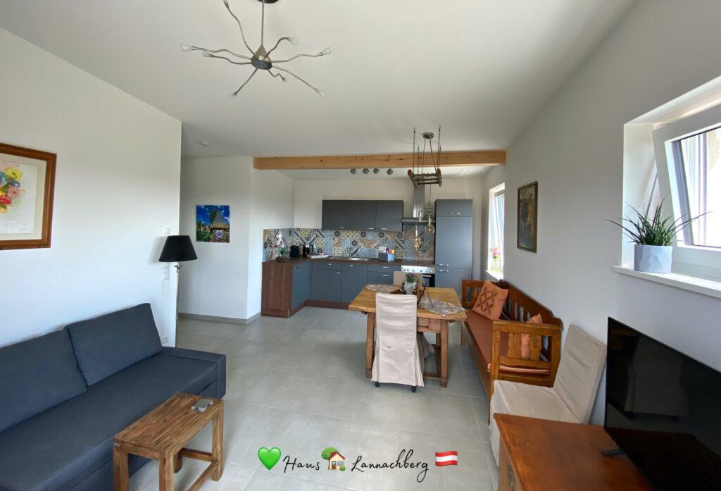 Appartement Haus Lannachberg